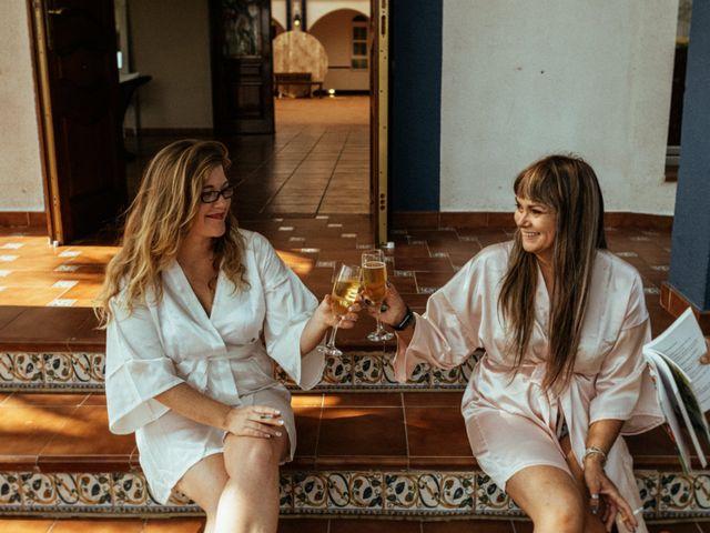 La boda de Kike y Lisa en San Miguel De Salinas, Alicante 6