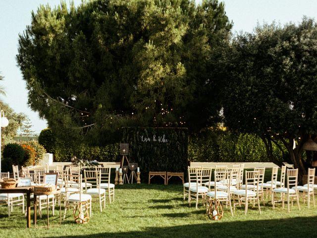 La boda de Kike y Lisa en San Miguel De Salinas, Alicante 36