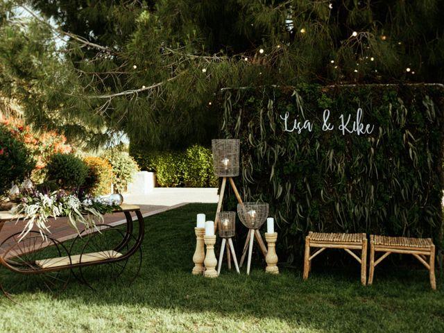 La boda de Kike y Lisa en San Miguel De Salinas, Alicante 38