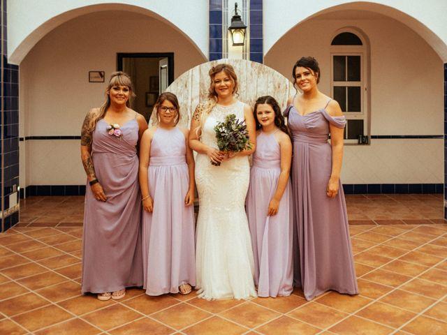 La boda de Kike y Lisa en San Miguel De Salinas, Alicante 51