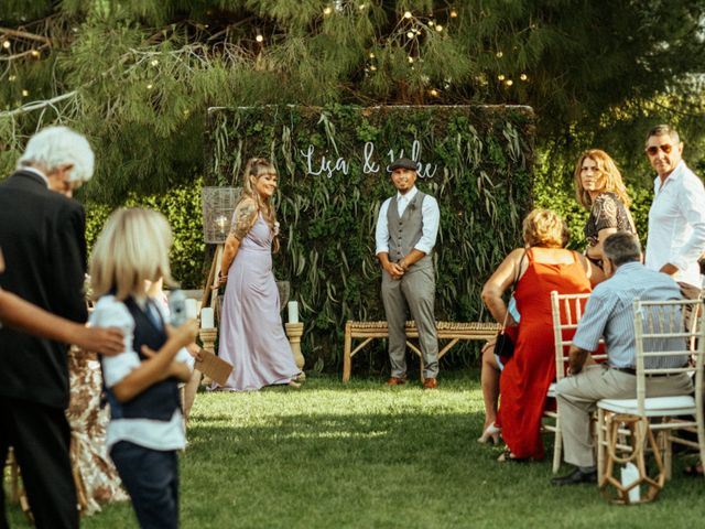 La boda de Kike y Lisa en San Miguel De Salinas, Alicante 54