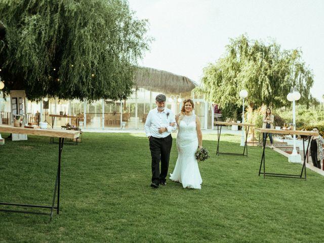 La boda de Kike y Lisa en San Miguel De Salinas, Alicante 56
