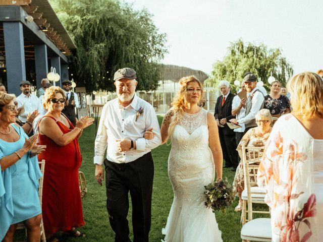 La boda de Kike y Lisa en San Miguel De Salinas, Alicante 58