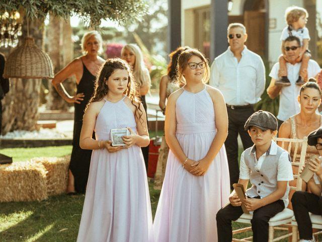 La boda de Kike y Lisa en San Miguel De Salinas, Alicante 61