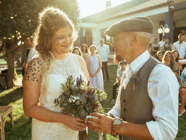 La boda de Kike y Lisa en San Miguel De Salinas, Alicante 64