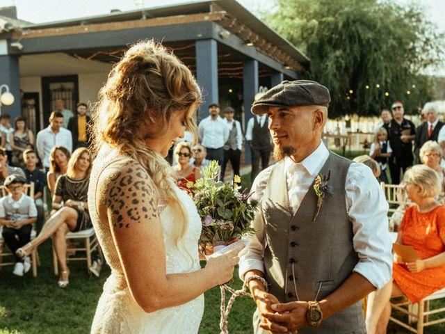 La boda de Kike y Lisa en San Miguel De Salinas, Alicante 67