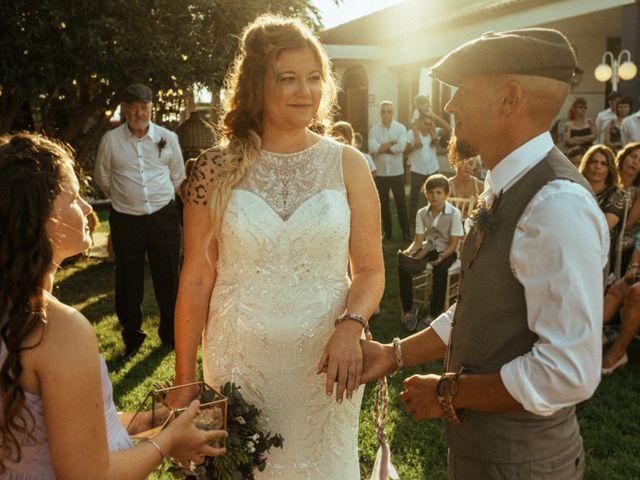 La boda de Kike y Lisa en San Miguel De Salinas, Alicante 71