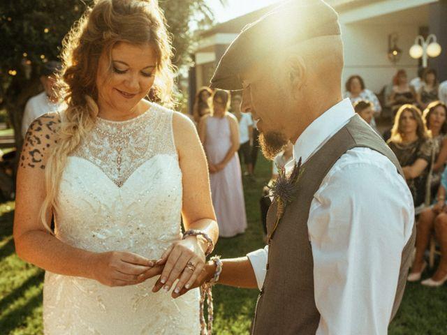 La boda de Kike y Lisa en San Miguel De Salinas, Alicante 73