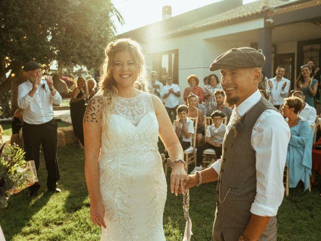 La boda de Kike y Lisa en San Miguel De Salinas, Alicante 74