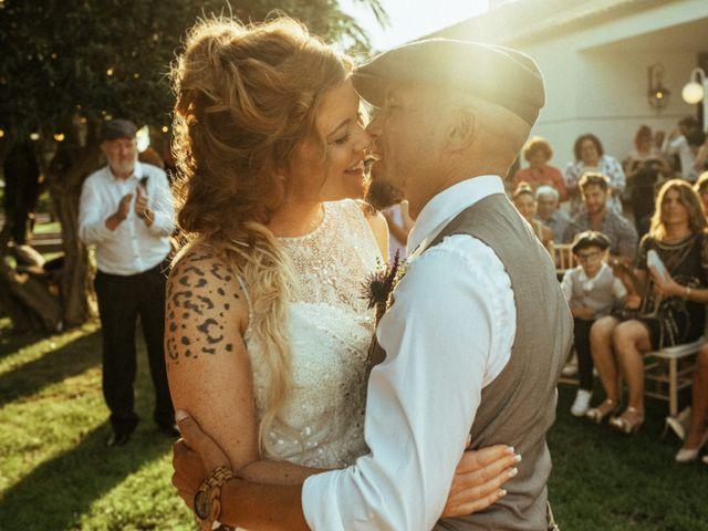 La boda de Kike y Lisa en San Miguel De Salinas, Alicante 75
