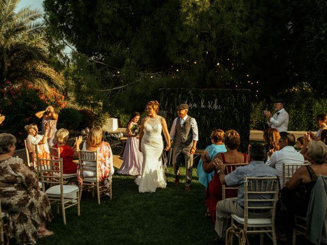 La boda de Kike y Lisa en San Miguel De Salinas, Alicante 76