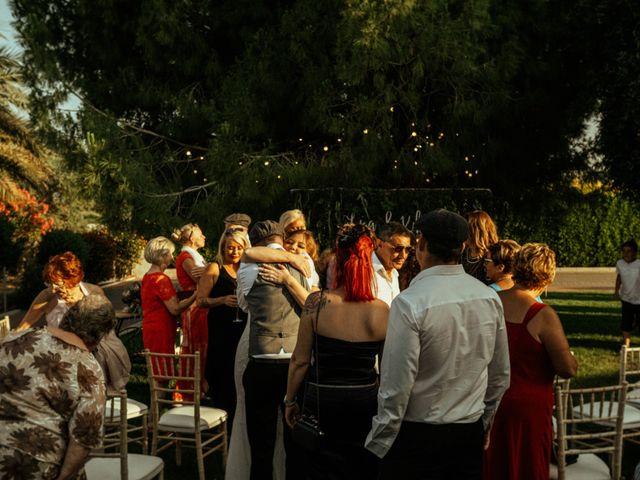 La boda de Kike y Lisa en San Miguel De Salinas, Alicante 77