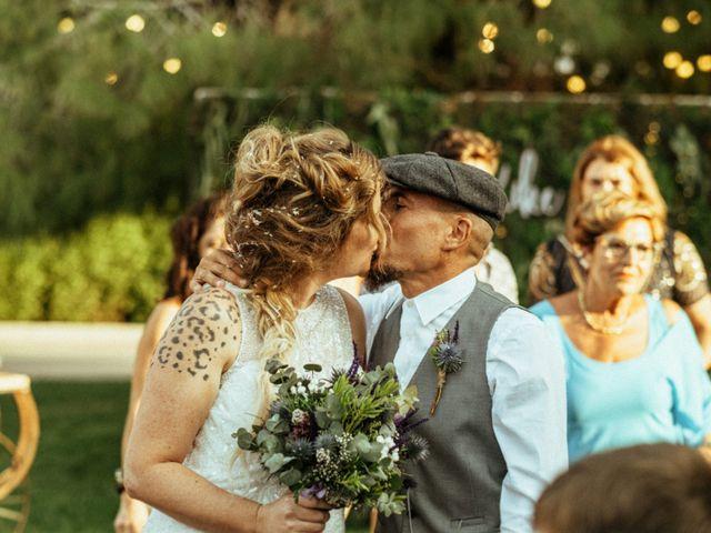 La boda de Kike y Lisa en San Miguel De Salinas, Alicante 79