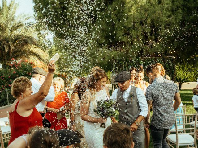 La boda de Kike y Lisa en San Miguel De Salinas, Alicante 80