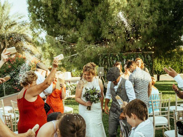 La boda de Kike y Lisa en San Miguel De Salinas, Alicante 81
