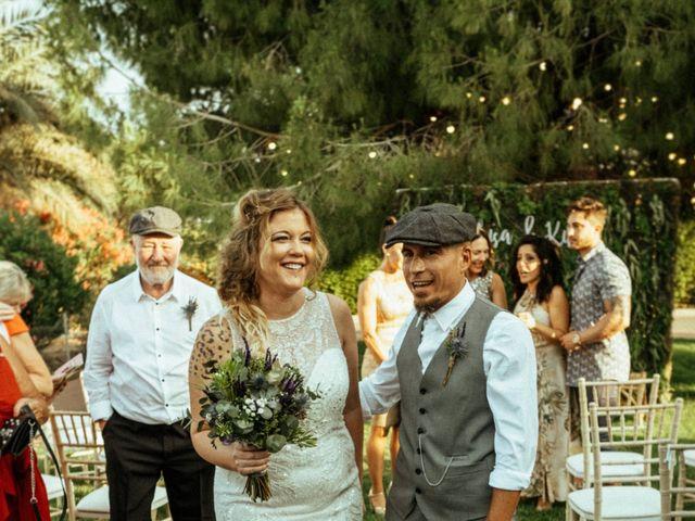 La boda de Kike y Lisa en San Miguel De Salinas, Alicante 82