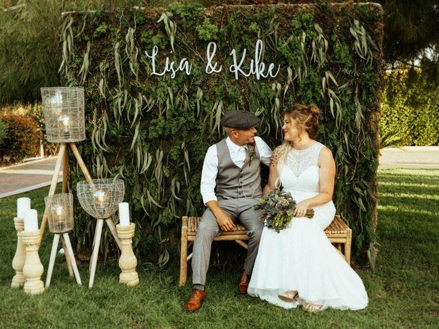 La boda de Kike y Lisa en San Miguel De Salinas, Alicante 84