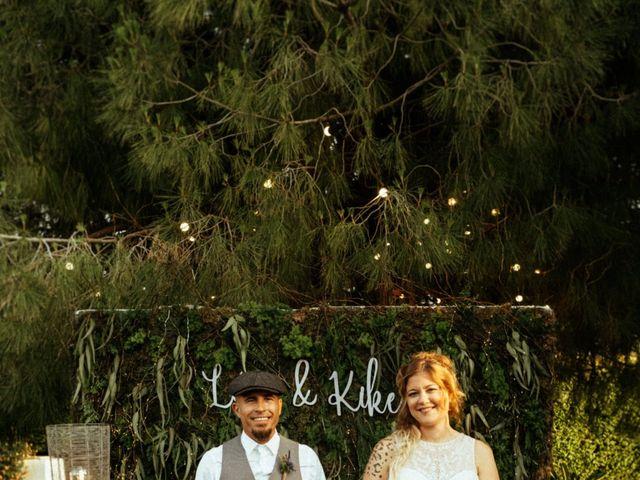 La boda de Kike y Lisa en San Miguel De Salinas, Alicante 1