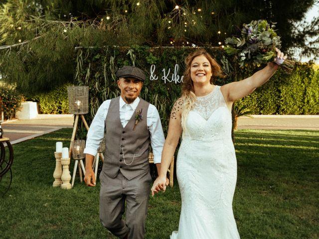 La boda de Kike y Lisa en San Miguel De Salinas, Alicante 2