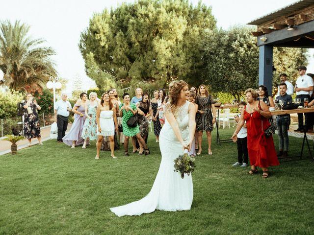 La boda de Kike y Lisa en San Miguel De Salinas, Alicante 86