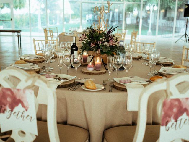 La boda de Kike y Lisa en San Miguel De Salinas, Alicante 99