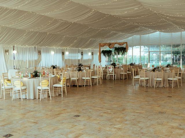 La boda de Kike y Lisa en San Miguel De Salinas, Alicante 101