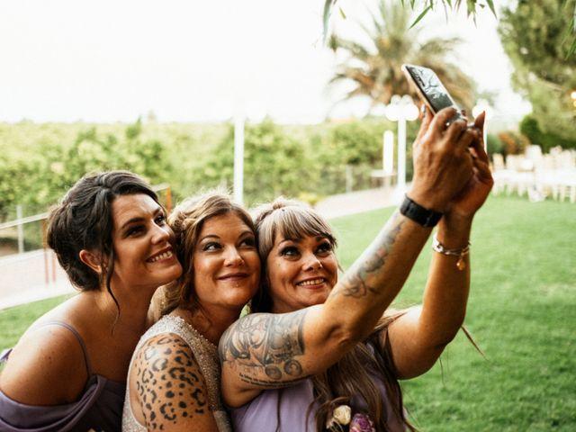 La boda de Kike y Lisa en San Miguel De Salinas, Alicante 105