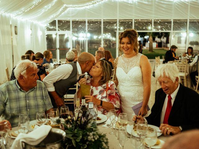 La boda de Kike y Lisa en San Miguel De Salinas, Alicante 108
