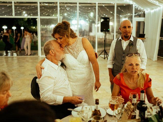La boda de Kike y Lisa en San Miguel De Salinas, Alicante 109