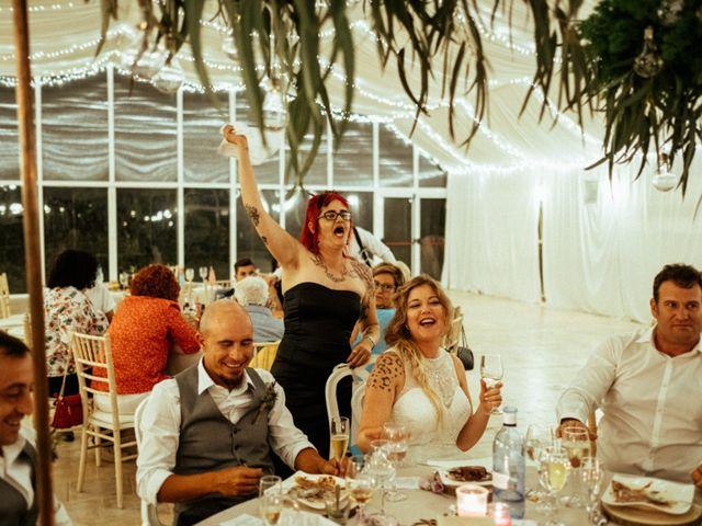 La boda de Kike y Lisa en San Miguel De Salinas, Alicante 119