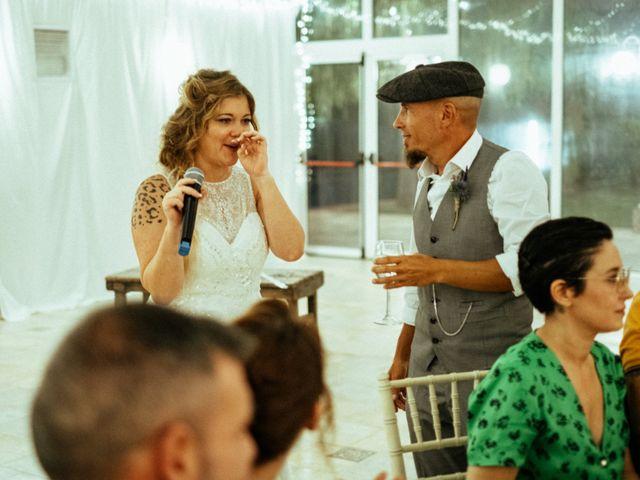 La boda de Kike y Lisa en San Miguel De Salinas, Alicante 127
