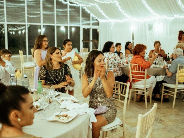 La boda de Kike y Lisa en San Miguel De Salinas, Alicante 128