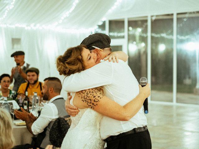 La boda de Kike y Lisa en San Miguel De Salinas, Alicante 129