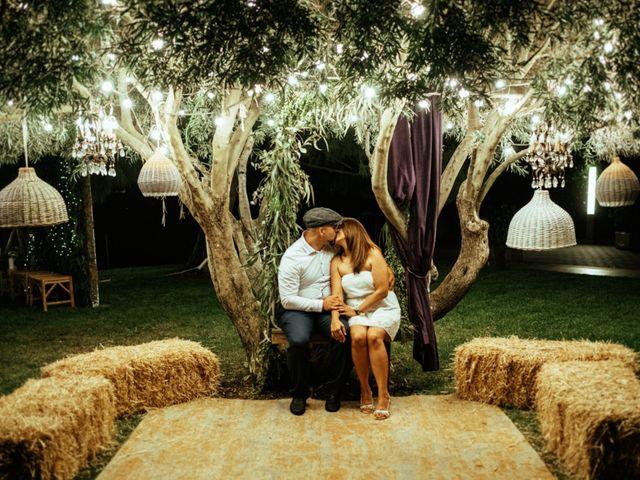 La boda de Kike y Lisa en San Miguel De Salinas, Alicante 135