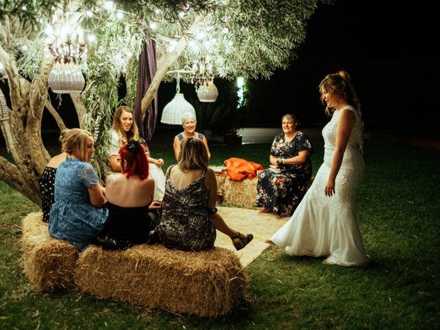 La boda de Kike y Lisa en San Miguel De Salinas, Alicante 136