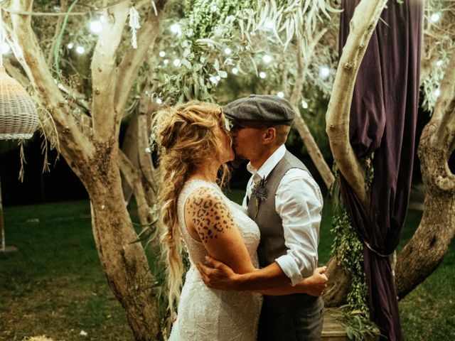 La boda de Kike y Lisa en San Miguel De Salinas, Alicante 138
