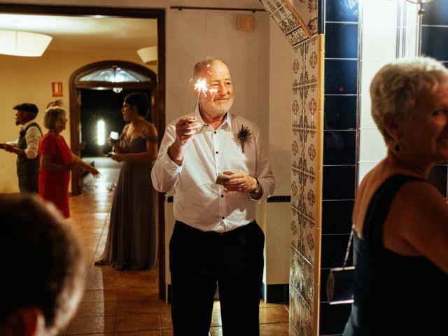 La boda de Kike y Lisa en San Miguel De Salinas, Alicante 143