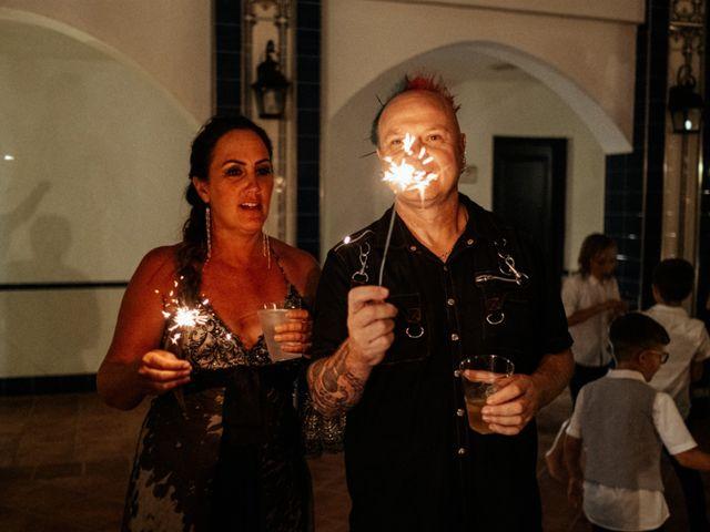 La boda de Kike y Lisa en San Miguel De Salinas, Alicante 144