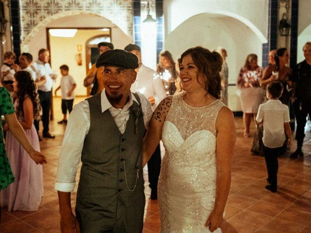 La boda de Kike y Lisa en San Miguel De Salinas, Alicante 145