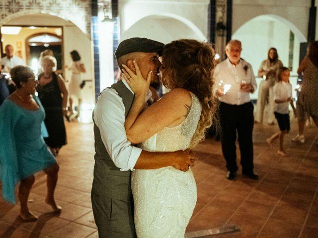La boda de Kike y Lisa en San Miguel De Salinas, Alicante 147
