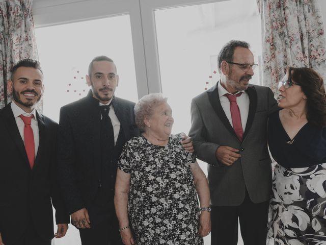 La boda de Sergio y Laura en Villalbilla, Madrid 8