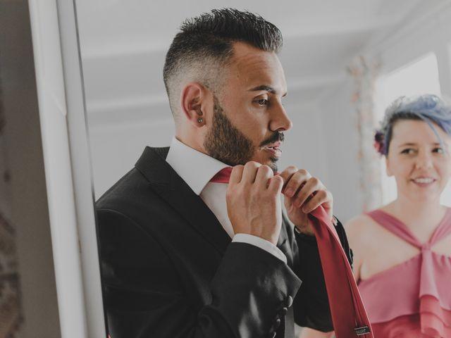 La boda de Sergio y Laura en Villalbilla, Madrid 9