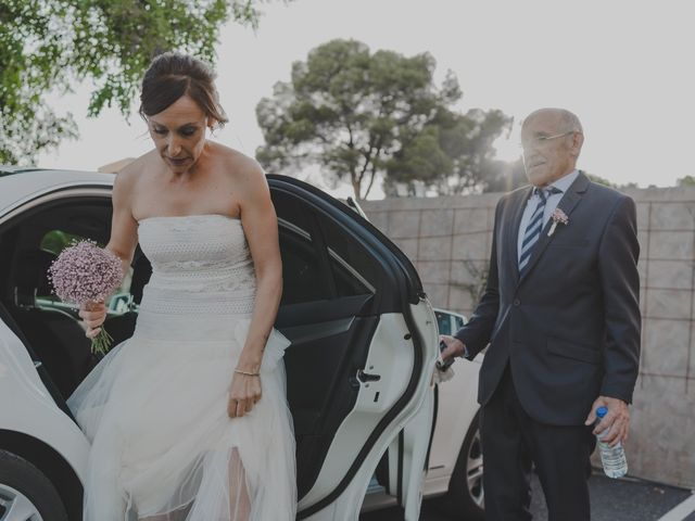 La boda de Sergio y Laura en Villalbilla, Madrid 30
