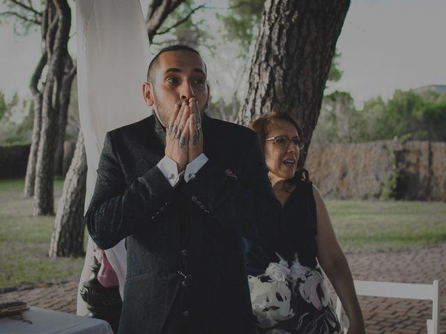 La boda de Sergio y Laura en Villalbilla, Madrid 32