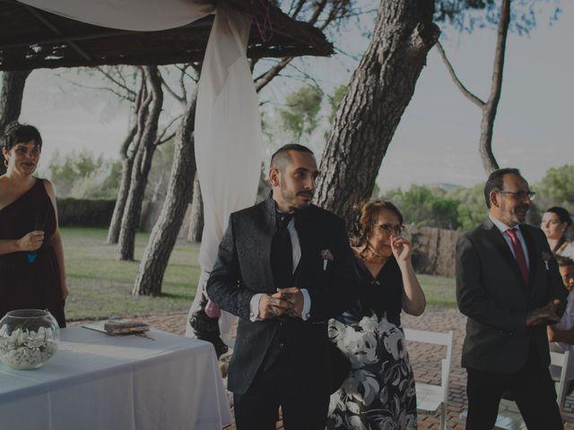 La boda de Sergio y Laura en Villalbilla, Madrid 33
