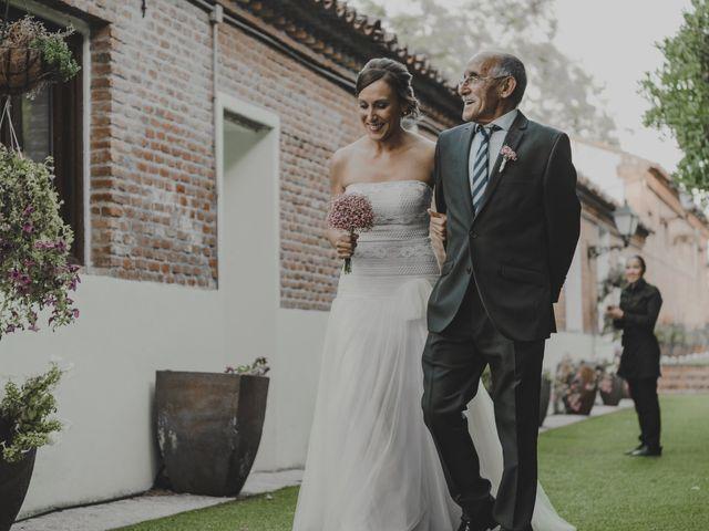 La boda de Sergio y Laura en Villalbilla, Madrid 34