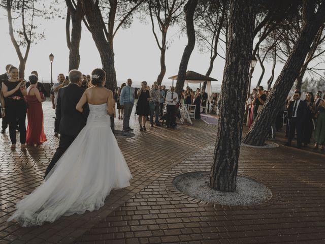 La boda de Sergio y Laura en Villalbilla, Madrid 35