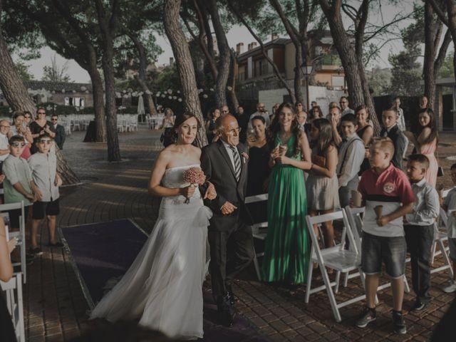 La boda de Sergio y Laura en Villalbilla, Madrid 36