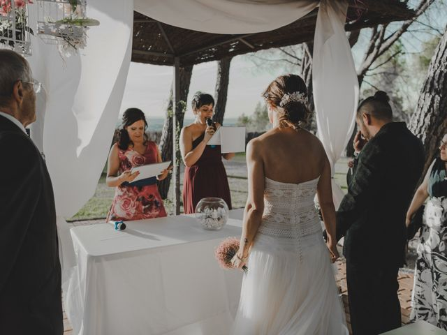La boda de Sergio y Laura en Villalbilla, Madrid 39
