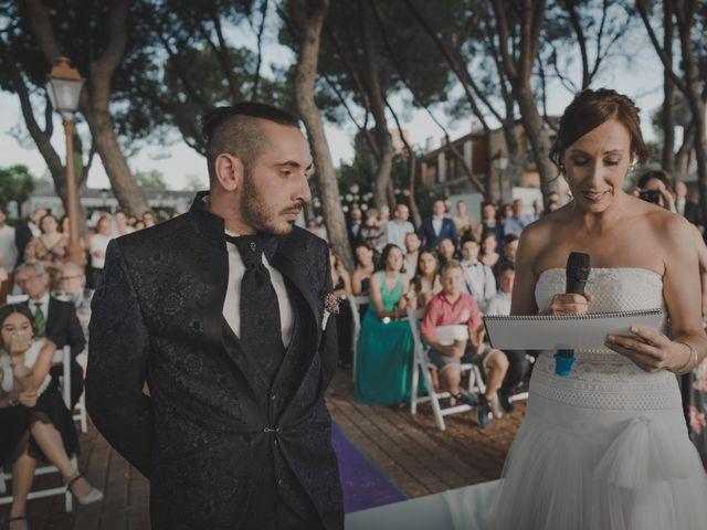 La boda de Sergio y Laura en Villalbilla, Madrid 40